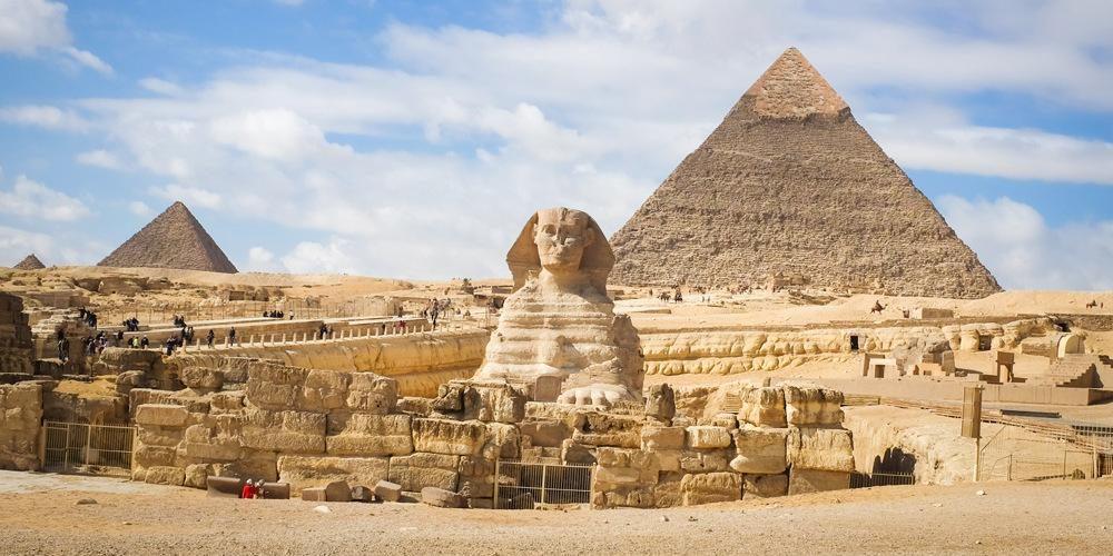 Enjoy travel (Cairo, Egypt)