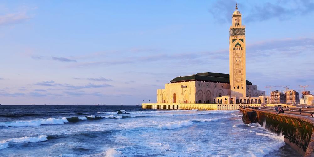 Monarch Travel (Casablanca, Morocco)