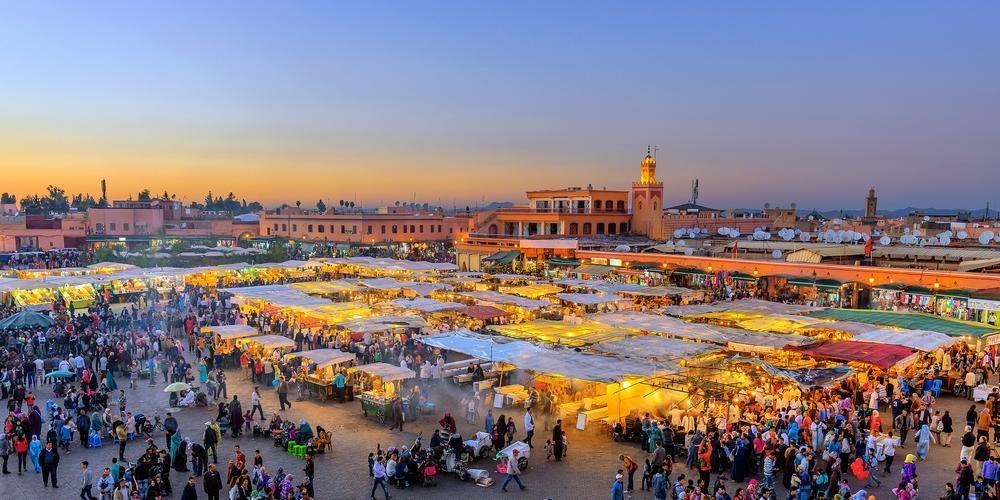 KMT voyages (Marrakech, Morocco)
