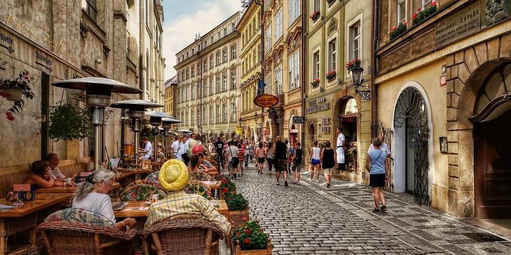 Liberty Czech Republic & Slovakia (Prague, Czech Republic)