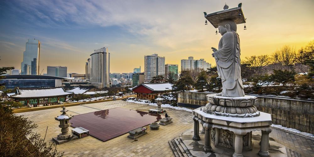 Pacific World (Seoul, South Korea)