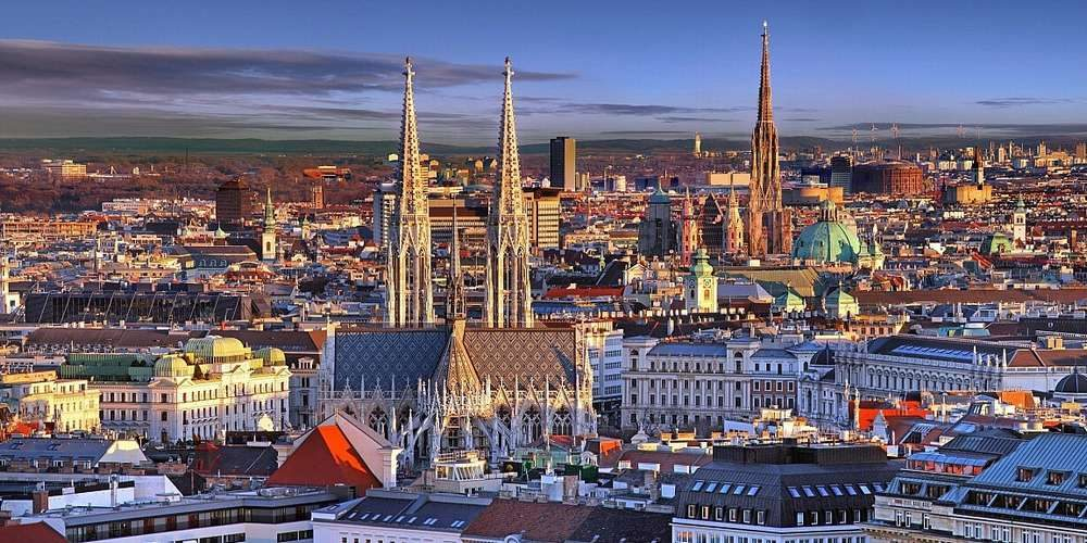 Conference & Touring (Vienna, Austria)