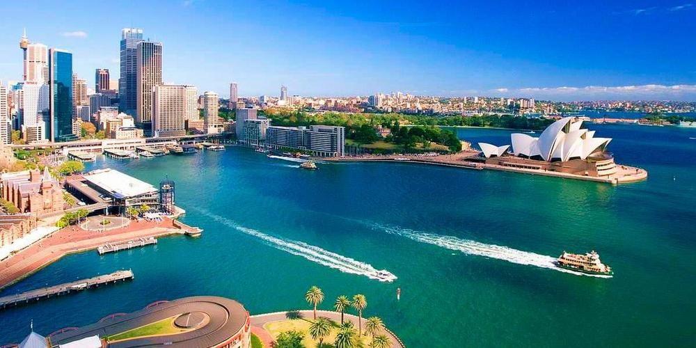 JCM Destination (Sydney, Australia)