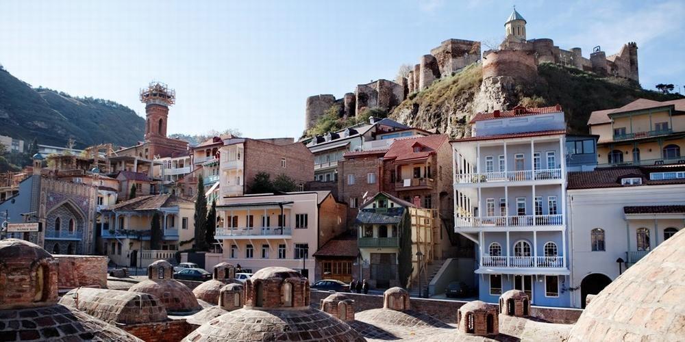 Visit Georgia (Tbilisi, Georgia)